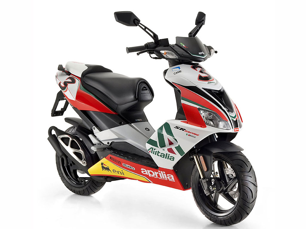 aprilia sr 50 r replica biaggi alitalia pictures. Black Bedroom Furniture Sets. Home Design Ideas